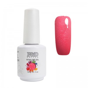 Gel Nail Manicure Polish