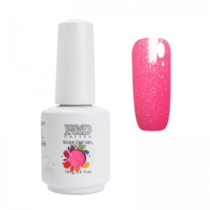 Gel Nail Polish For UV LED Lamp
