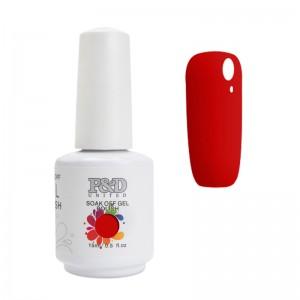 Wholesale Supplies Soak Off Color Nail Gel Polish 15ml