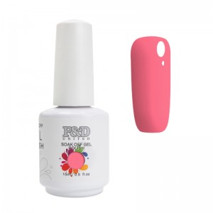 OEM/ODM Private Label Gel Nail Polish