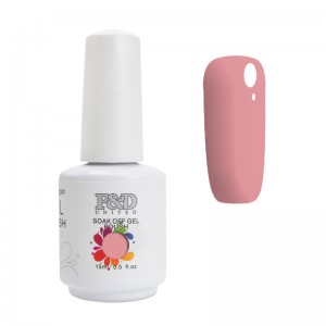 Soak Off UV Color Gel Polish For Nails