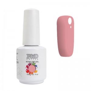 Soak Off UV Color Gel Polish For Nails