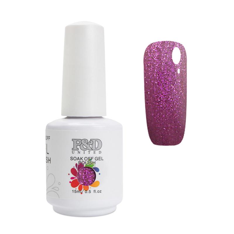 UV Manicure Gel Varnish For Nails