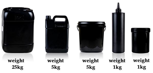 1KG, 5KG, 20KG Nail Gel Polish Bulk Supplies