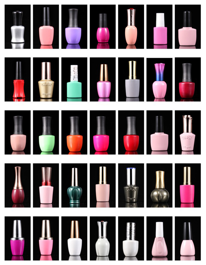 Private Label Gel Nail Polish Bottle Wholesale Supplies