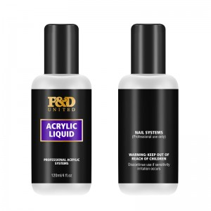Nail Acrylic Liquid Monomer Liquid
