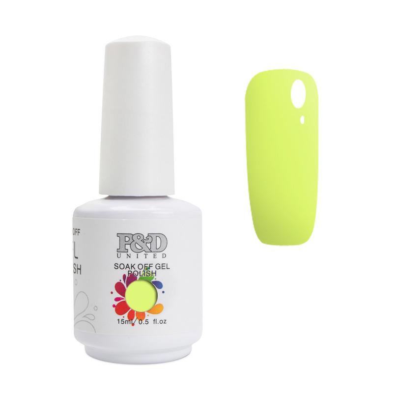 Clear Color Nail Gel Polish, Gel Manicure Nail Polish