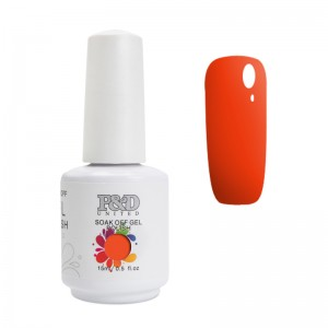 Gel Clear Coat Nail Polish For Gel Manicure