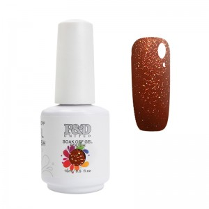 Natural Nail Polish Gel