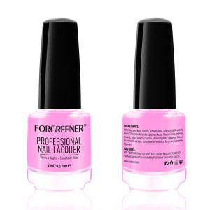 Pink Nail Polish 15ml 0.5 fl.oz